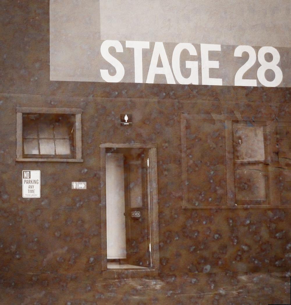 Stage 28, aka the Phantom of the Opera stage